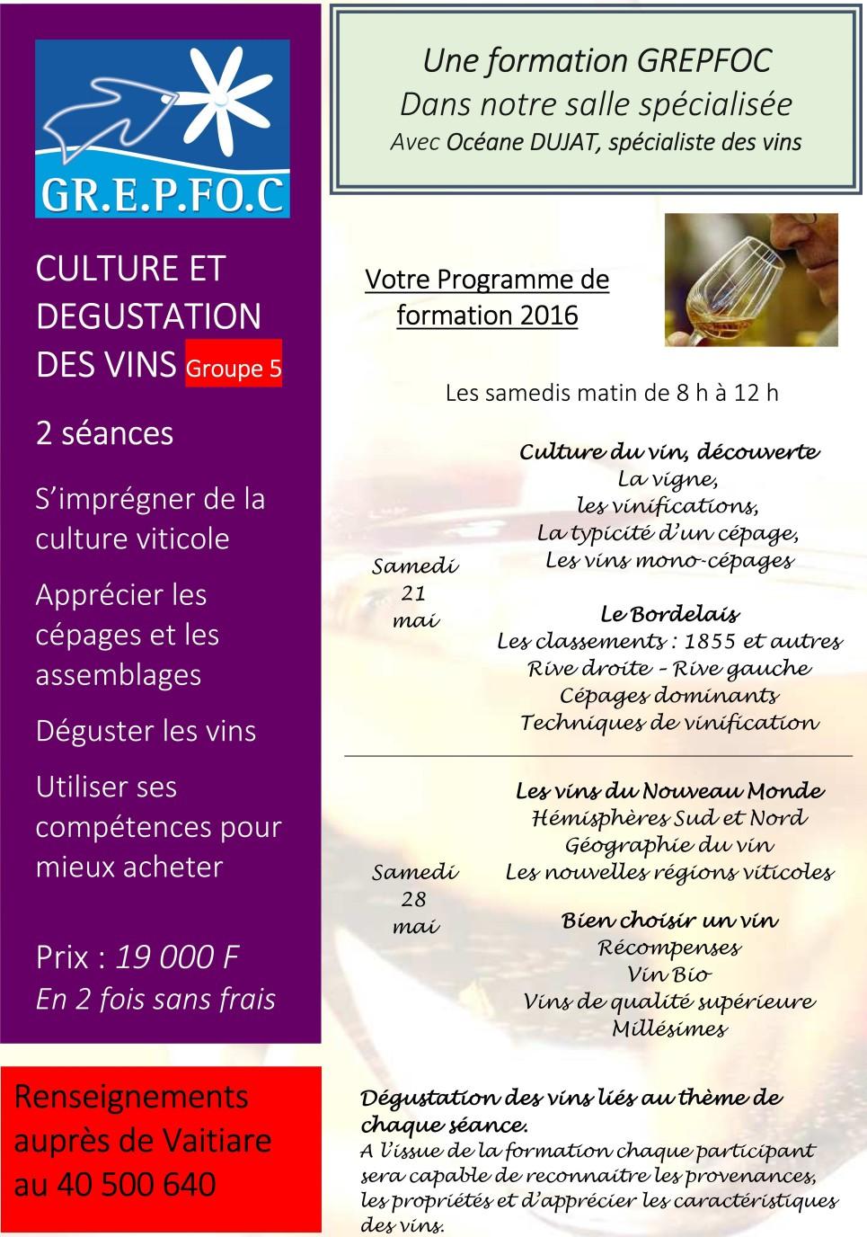 Affiche culture et dégustation des vins GR5_0001